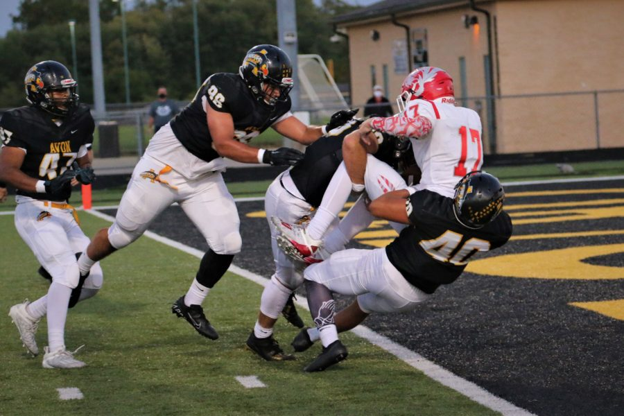 Game Pic vs Fishers_9/2520